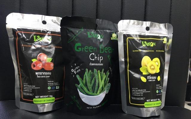 Food - Vegetable chips