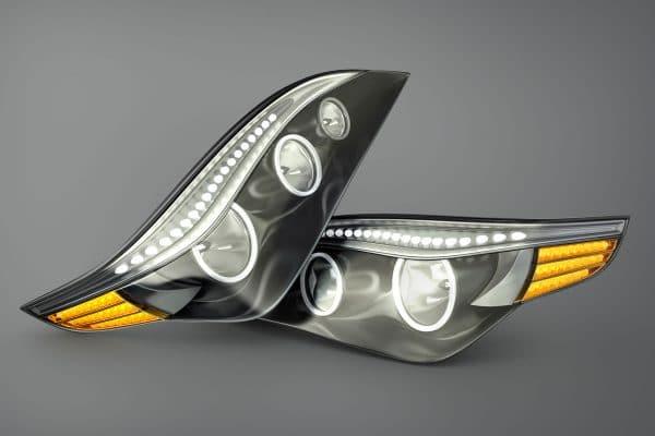 auto light design